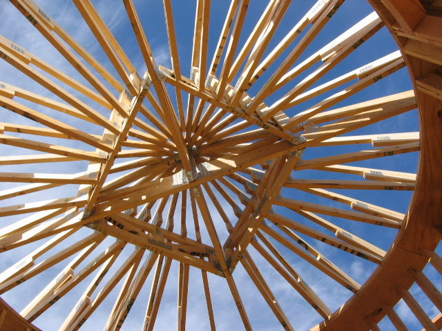 Why I Love Trussed Roofs Fine Homebuilding Breaktime
